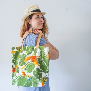 Tropicana borsa capsule collection