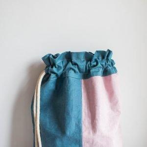 zaino in cotone impermeabile
