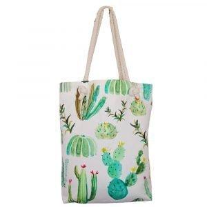 borsa mare cactus